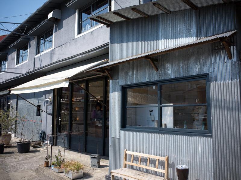 通りから始まる街づくり - 黒磯の人気カフェ「1988 CAFE SHOZO」に行ってきた