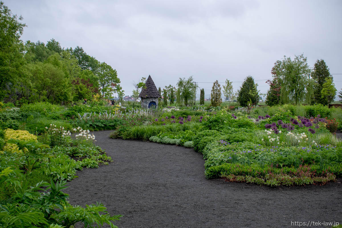 ガーデニングの魅力 – 北海道旭川の上野ファーム