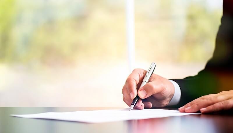 契約のイメージ