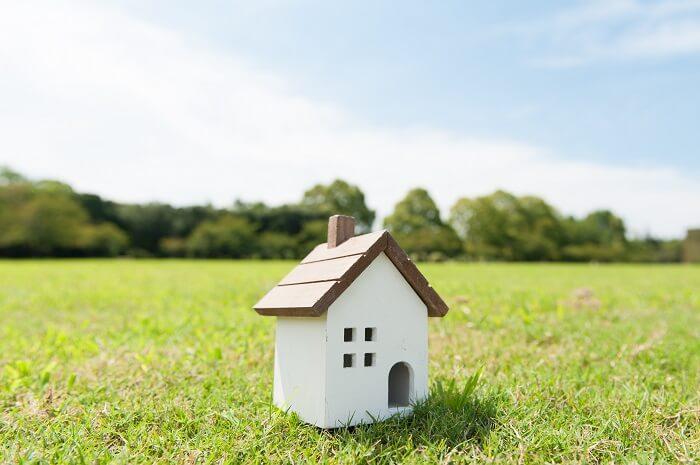 土地と家のイメージ